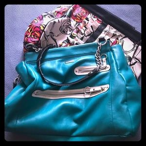 Miche purse with shell